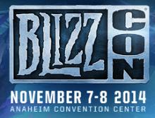 BlizzCon 2014 Anaheim Convention Center