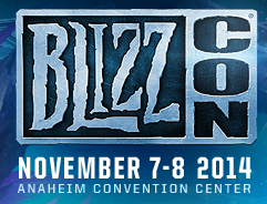 BlizzCon 2014 Anaheim Convention Center