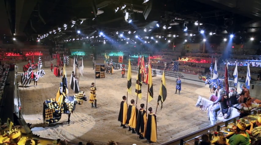 Hotels Near Medieval Times Chicago