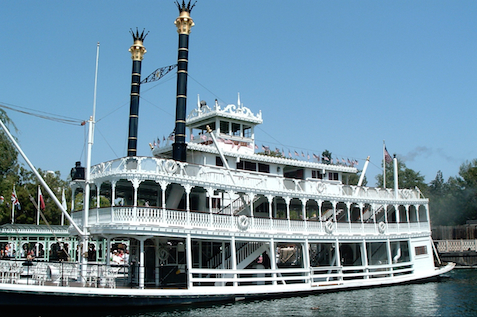 Mark Twain Riverboat 2008