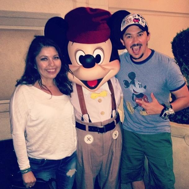 Kashius:Disneyland:2014