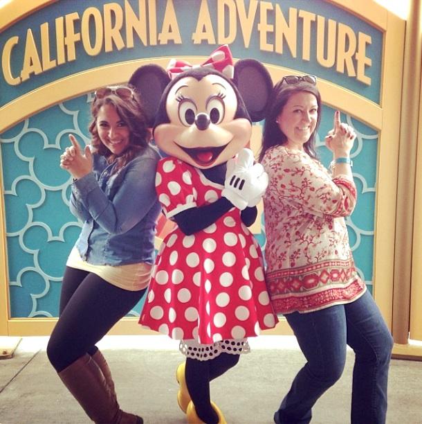 Mickey's Angels photo by kaseyskitchen from Anaheim on 31 Jan 2014