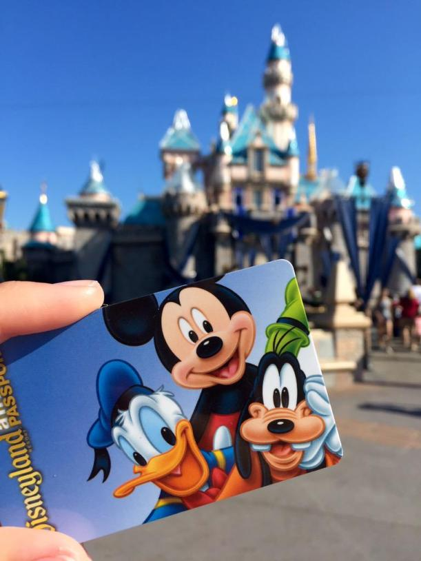 If you don't have a Disneyland pass, do you really live in Southern California? Photo Credit erin lee rowe ‏@erinlrowe