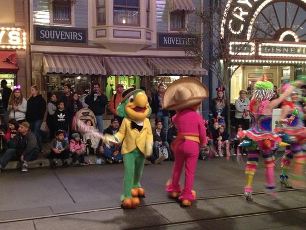 Jose and Panchito