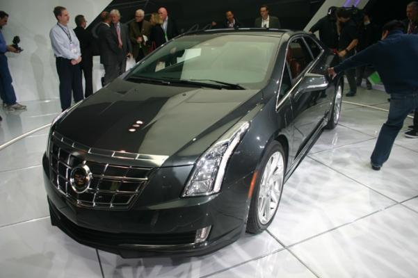 Cadillac-2015 Orange County Auto Show